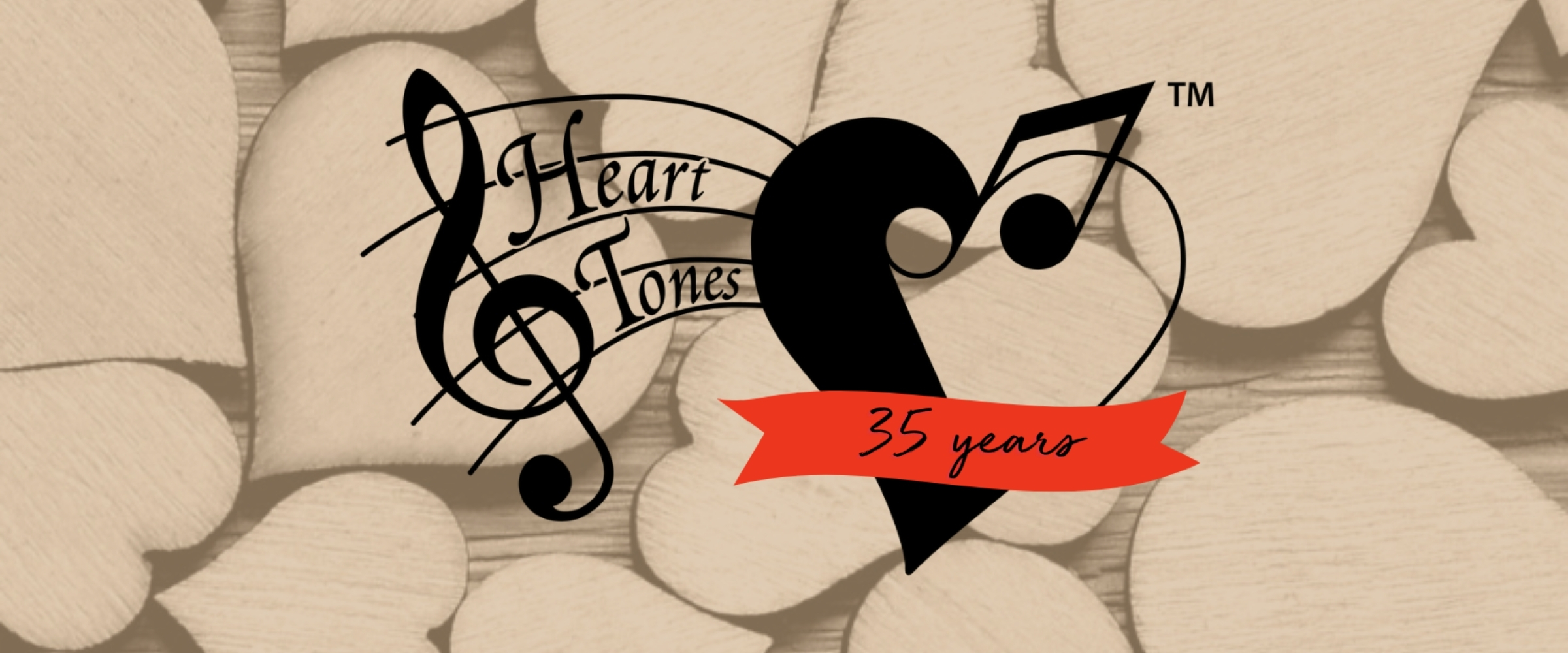 heart tones 35th anniversary home page banner